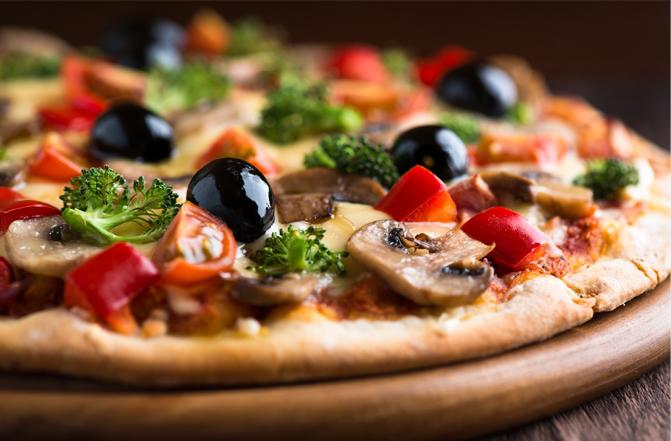Pizza bestellen heeswijk dinther